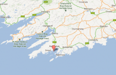 Three men airlifted to hospital after dinghy capsizes off Cork