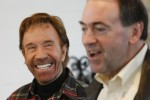 Chuck Norris says Tim Tebow is his favourite player