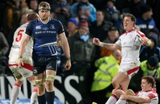 Ulster have home dressing room option for Pro12 Final at Leinster's RDS