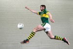 Emigration effects: Kerry's Killian Young on the barren landscape in the south of the county