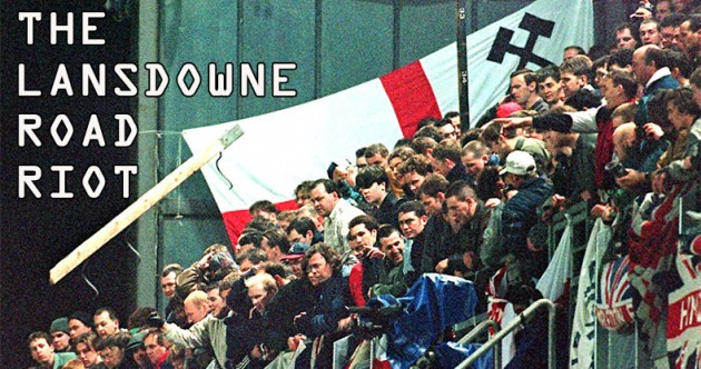 The Lansdowne Road Riot of 1995: an oral history