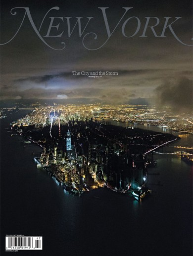 This amazing magazine cover is officially the best of 2012