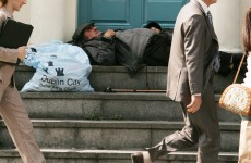94 people will be sleeping rough on Dublin's streets tonight