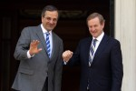 Enda Kenny visits Greece and J Edgar Shatter fights dirty: The week's news skewed