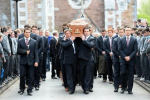'An honour to represent Munster and Paul O'Connell at Donal Walsh funeral'