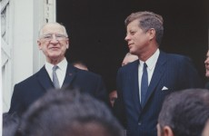 Marriage, flags and secret phones… what was left after JFK visited Ireland