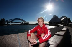 Billy Twelvetrees gave up Greek holiday to be a Lion and couldn't be happier
