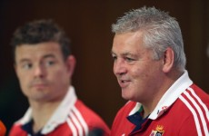 Waratahs game will showcase majority of Test XV – Gatland