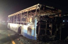 At least 42 killed in bus inferno during Chinese rush hour