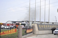 Deadly fire at China poultry plant claims 112 lives