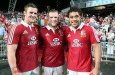 Pressure on the Bowe, O'Driscoll and Heaslip as Gatland praises Welshmen