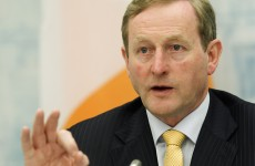 Enda tells government parties: You must support Seanad abolition