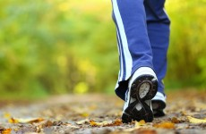 Irish people don't walk enough – and it's affecting their health