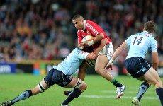 The winners and losers from the Lions' win over the Waratahs