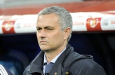 Mourinho takes parting shot at Spanish press