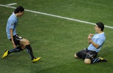 Cavani: Don't judge Suarez on his mistakes